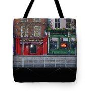 Oconnells Pub And The Batchelor Inn - Dublin Ireland Tote Bag