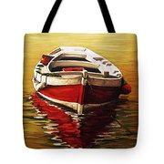 Ocre S Sea Tote Bag