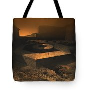 Octagon Tote Bag