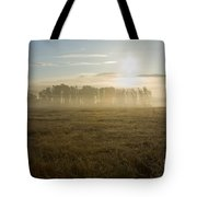 October Atmosphere Tote Bag