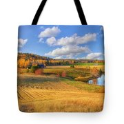 October Countryside 3 Tote Bag