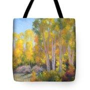October Delight Tote Bag