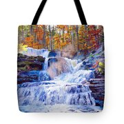 October Falls Tote Bag