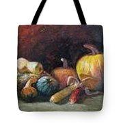 October Harvest Tote Bag