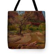 October In Zion Tote Bag