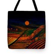 October Night Tote Bag