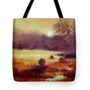 October Pasture Tote Bag