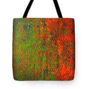 October Rust Tote Bag