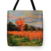 October Sky Tote Bag