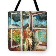 October Thirteenth  Tote Bag