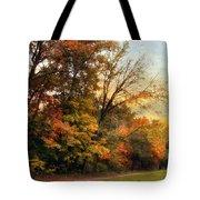 October Trail Tote Bag