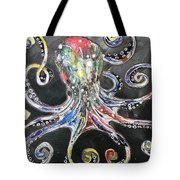 Octopus Apps Tote Bag