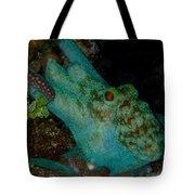 Octopus Yoga Tote Bag