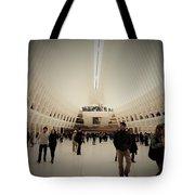 Oculus Made In New York  Tote Bag