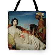 Odalisque Tote Bag