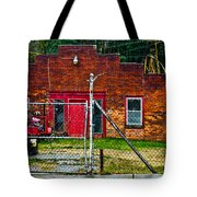 Odd Little Place Tote Bag