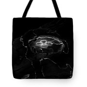 Oddysea Black Tote Bag