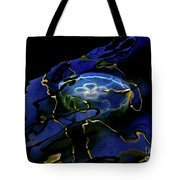 Oddysea Tote Bag
