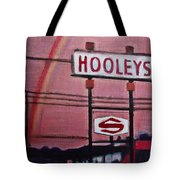 Ode To Hooley's Tote Bag