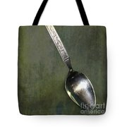 Ode To The Lone Spoon Print 1 Tote Bag