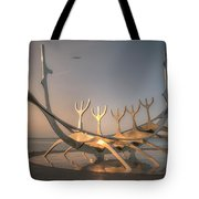 Ode To The Sun 0635 Tote Bag