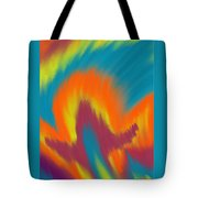Ode To The Ultimate Warrior Tote Bag
