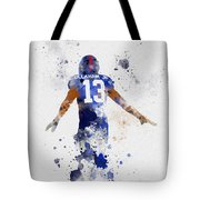 Odell Beckham Jr Tote Bag