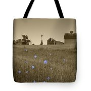 Odell Farm V Tote Bag