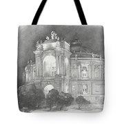 Odessa Theater  Tote Bag