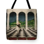 Odile From Swan Lake Tote Bag