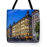 Odion Hotel Tote Bag