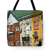 Odyssey Records  On  Cannery Row Monterey 1976 Tote Bag