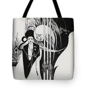 Of A Neophyte And How The Black Art Was Revealed Unto Him Tote Bag
