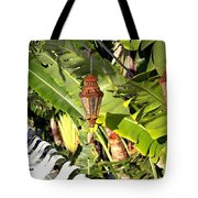 Of Lanterns And Lawn Chairs Tote Bag