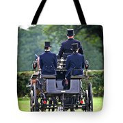 Of More Gentile Times Tote Bag by Meirion Matthias