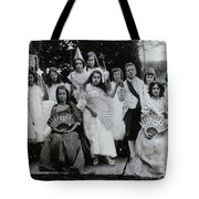 Of Prince And Princess Tote Bag