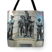 Of Soldiers And Sailors Tote Bag