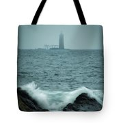 Off Cape Elizabeth Maine Tote Bag