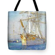 Off Falmouth Tote Bag