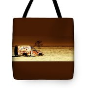 Off Road Tote Bag