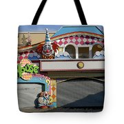 Off Season Boardwalk Tote Bag