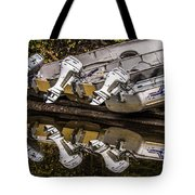 Off Season Outboards Tote Bag