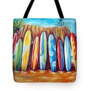 Off-shore Tote Bag