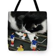 Off Side Tote Bag