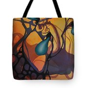 Off Stepping Tote Bag