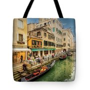 Off The Beaten Tourist Track Tote Bag