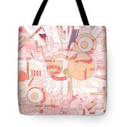 Off The Grid 35 Tote Bag