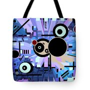 Off The Grid 61 Tote Bag
