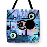 Off The Grid 62 Tote Bag