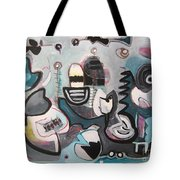 Off The Island Tote Bag